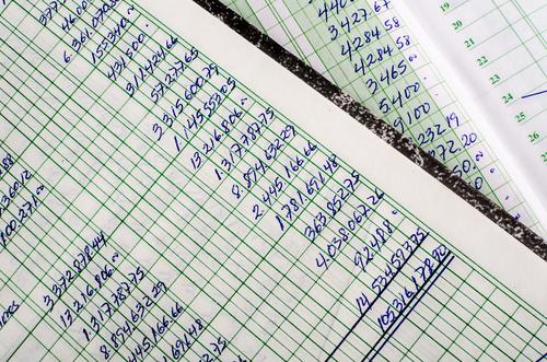 Accounts - Types subsidiary ledgers