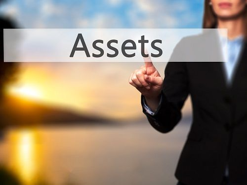 Accounting - Balance Sheet - Asset Accounts