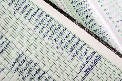 会计—特殊日记账和明细分类账的类型