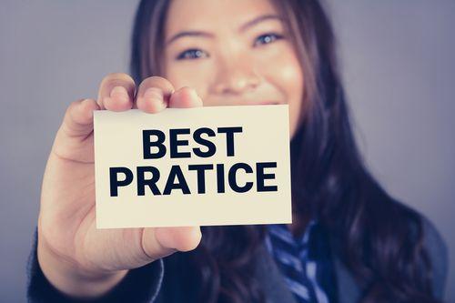 小型企业的最佳会计作法